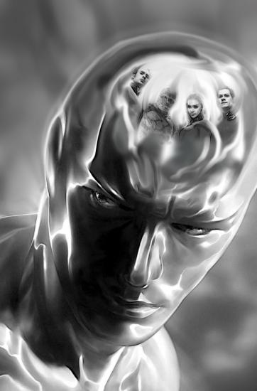 Doug Jones by graphixrob